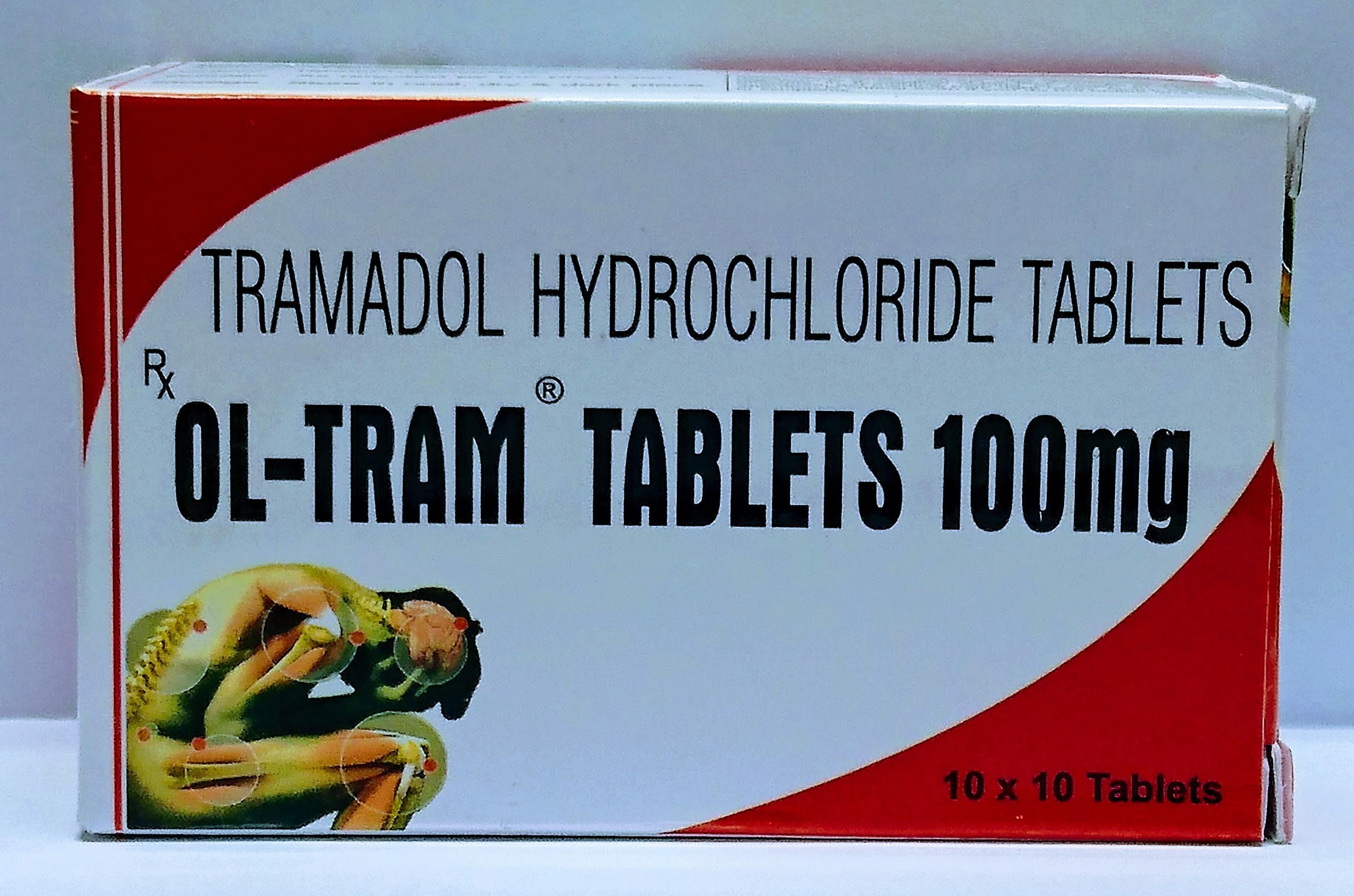 Tramadol - Ol-Tram 100mg
