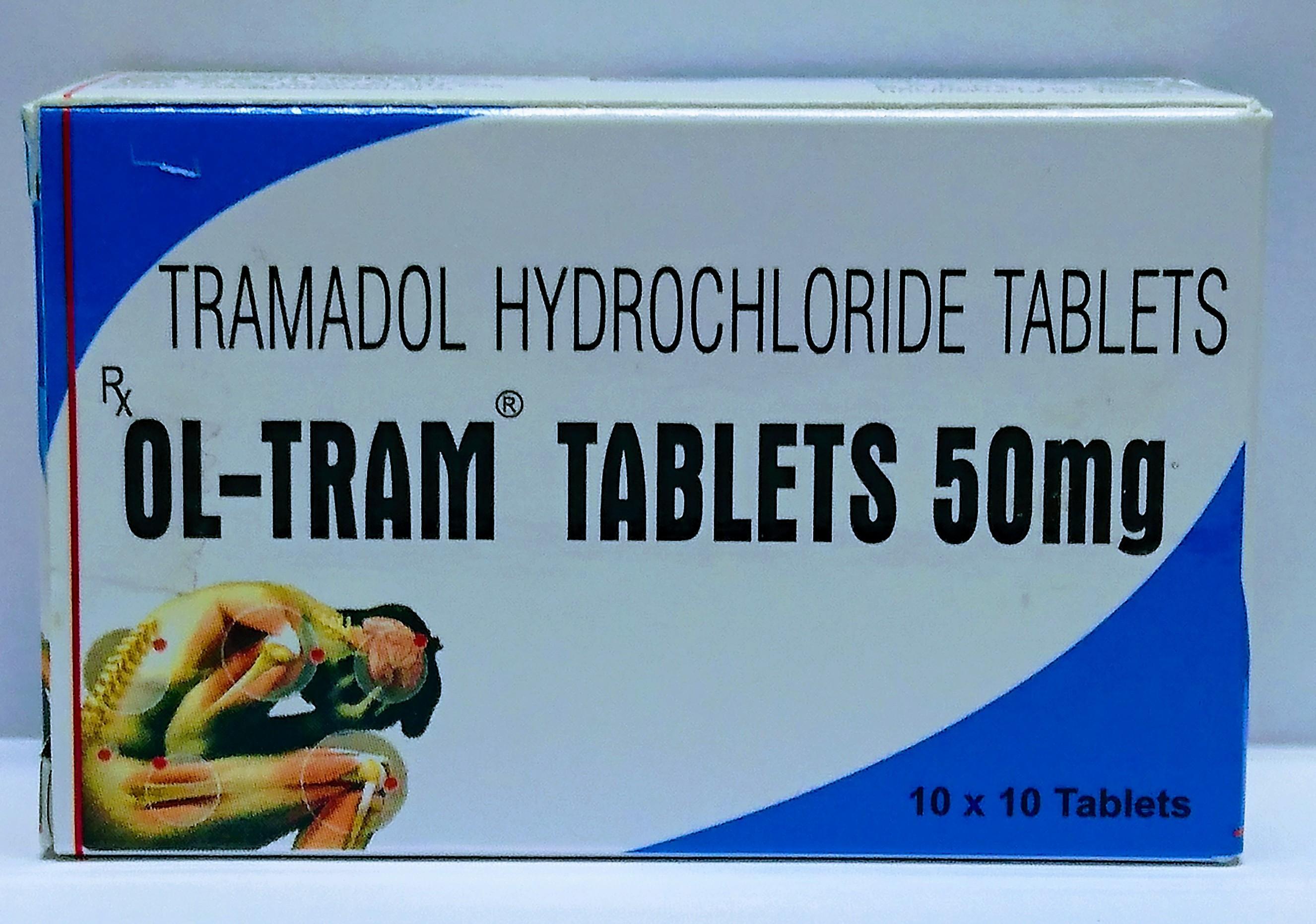 Tramadol - Ol-Tram 50mg