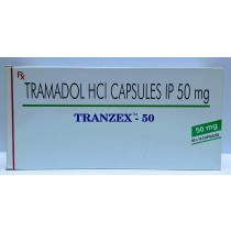 Tramadol - Tranzex 50mg Capsules