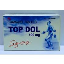 Tramadol - Topdol 100mg (Tablets)